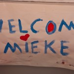 Welcome Mieke