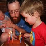 Dadda's birthday